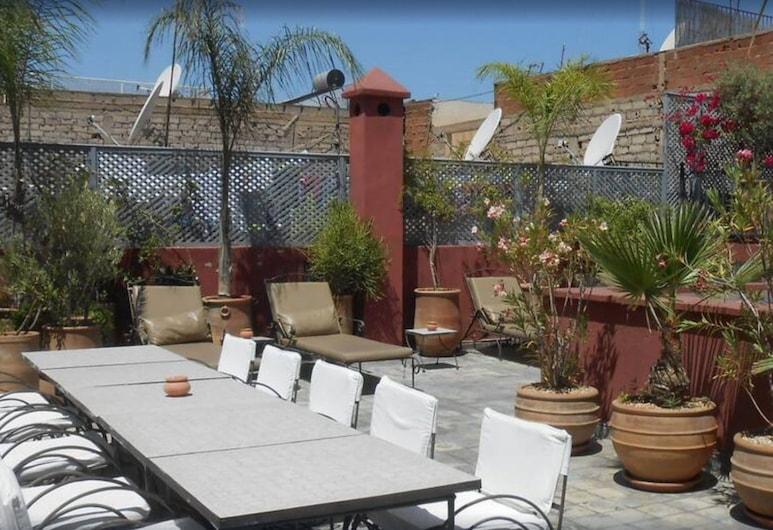 Riad Alegria, Marrakech, Terrace/Patio