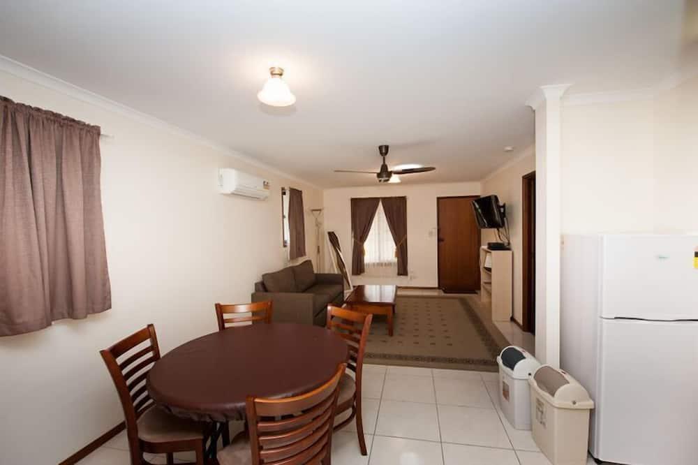標準套房, 1 間臥室 (Sapphire Cottage) - 客房內用餐