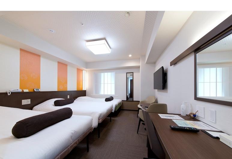 ホテルサンライト新宿, 新宿区, トリプルルーム(メインビルディング) 禁煙 , 部屋