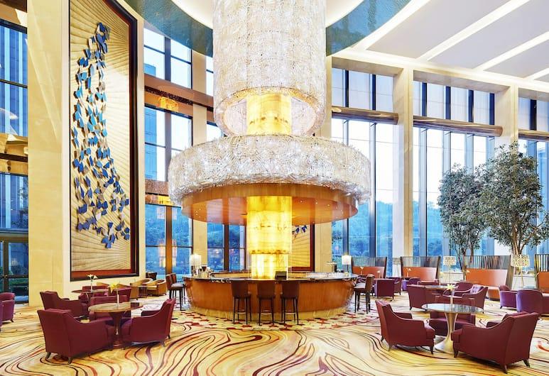 Sheraton Jinan Hotel, Jinan, Lobby Lounge