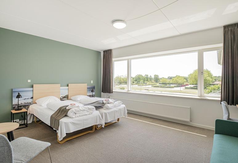 Hotel Nørherredhus, Nordborg, Comfort-Vierbettzimmer, Zimmer