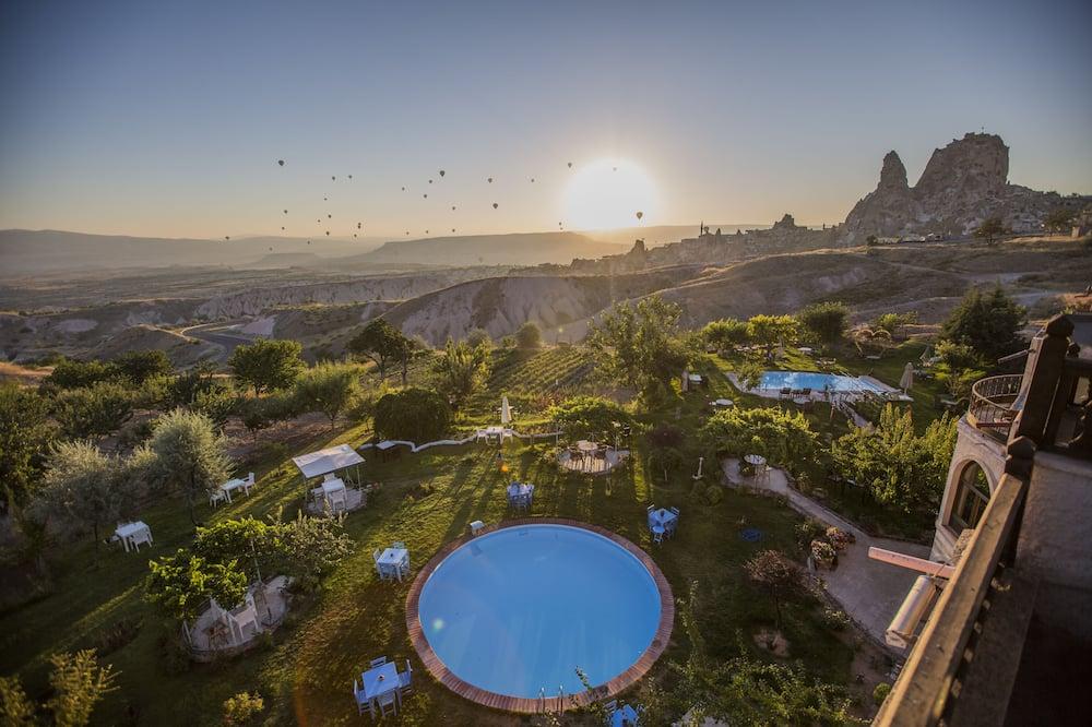 Cam Panoramic Oda - Piscina