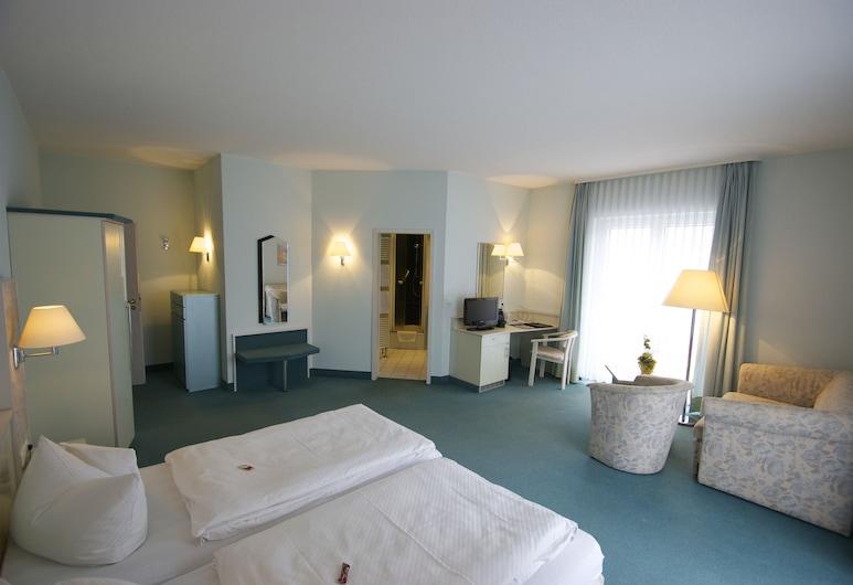 Altstadthotel An Der Werra, Meiningen, Standarta trīsvietīgs numurs, Viesu numurs