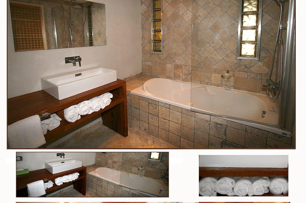Quarto Individual, Vista Mar - Casa de banho