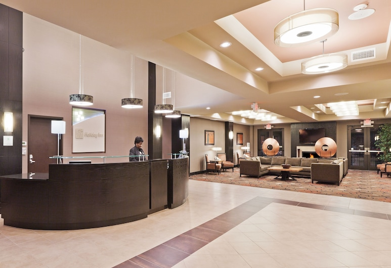 Holiday Inn Hotel & Suites Tulsa South, Talsa, Vestibiulis