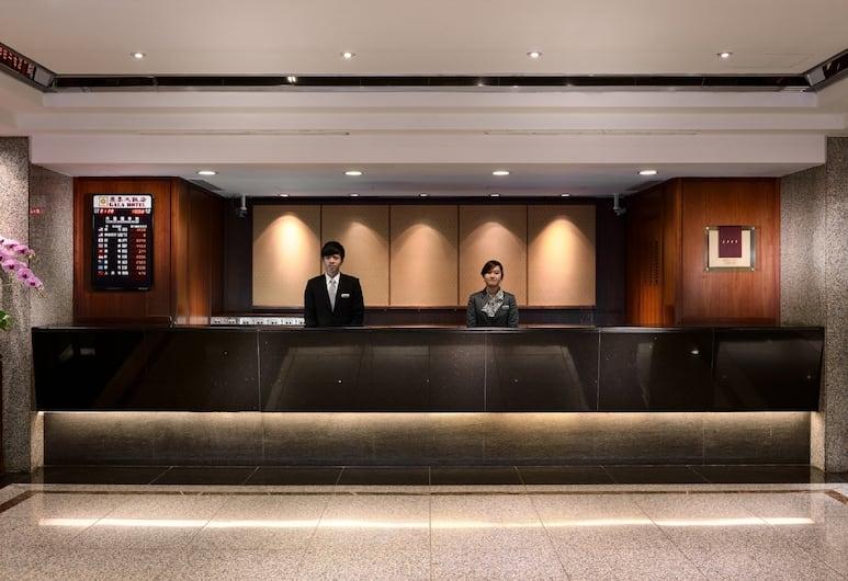 Gala Hotel, Taipei, Recepcja