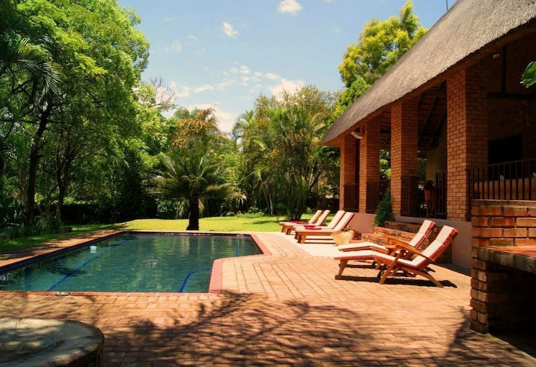 Dreamfields Guesthouse, Hazyview, Outdoor Pool