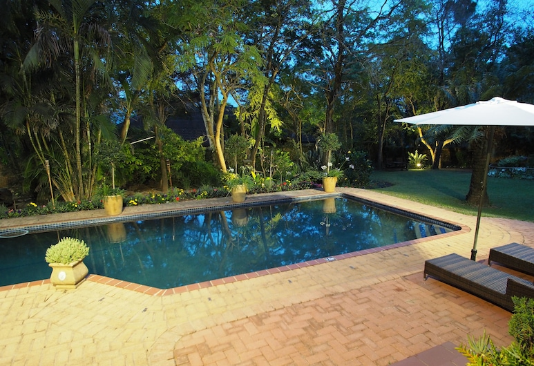 Dreamfields Guesthouse, Hazyview, Piscina al aire libre