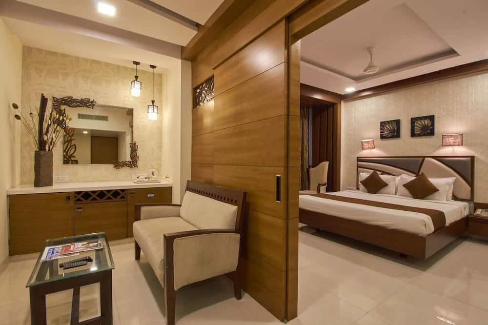 Design Σουίτα, 1 King Κρεβάτι - Δωμάτιο επισκεπτών