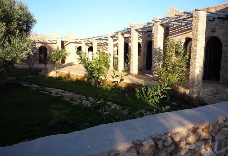 Ryad des Vignes, Ounagha, Hotelgelände
