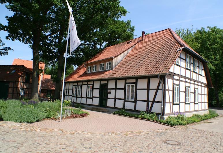 Hotel Am Kloster, Wienhausen, Pohľad na hotel