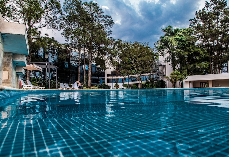 Hotel Casino Acaray, Ciudad Del Este, Outdoor Pool
