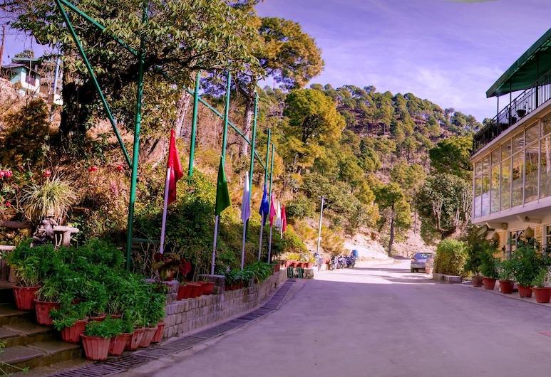 Asia Health Resorts & Spa, Dharamshala, Entrada do Hotel