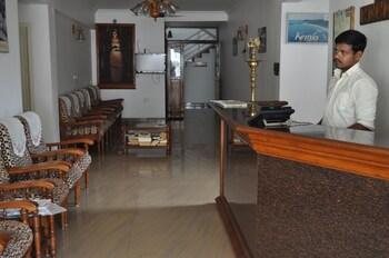 Sista minuten-erbjudanden på hotell i Thiruvananthapuram