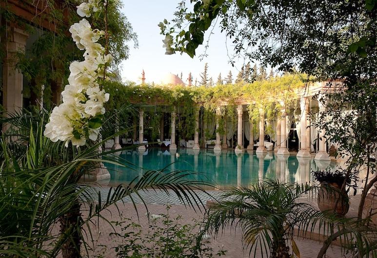 Palais Rhoul & SPA, Marrakesh, Piscina all'aperto