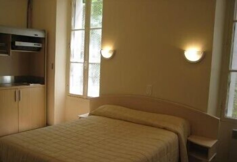 Lavalliere Croix Blanche, Lourdes, Zimmer