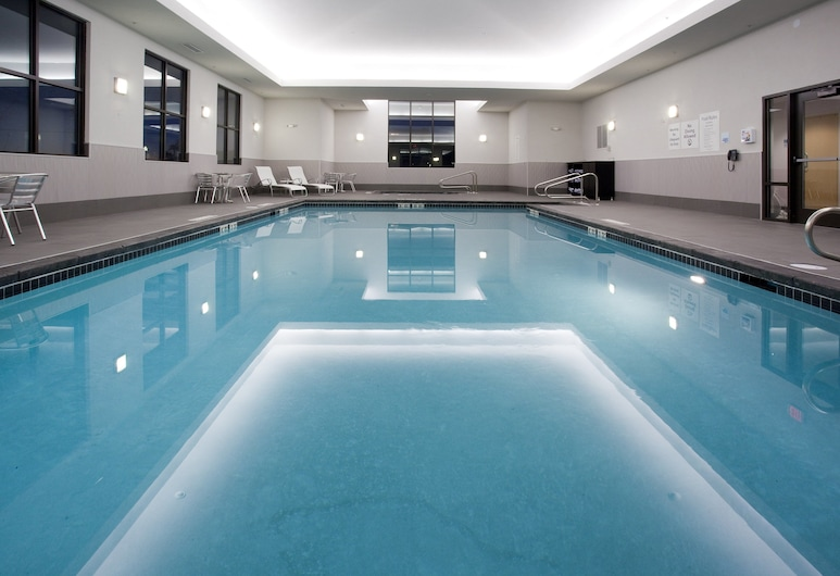 Holiday Inn Express Hotel & Suites ROCK SPRINGS GREEN RIVER, Rock Springs, Bazén