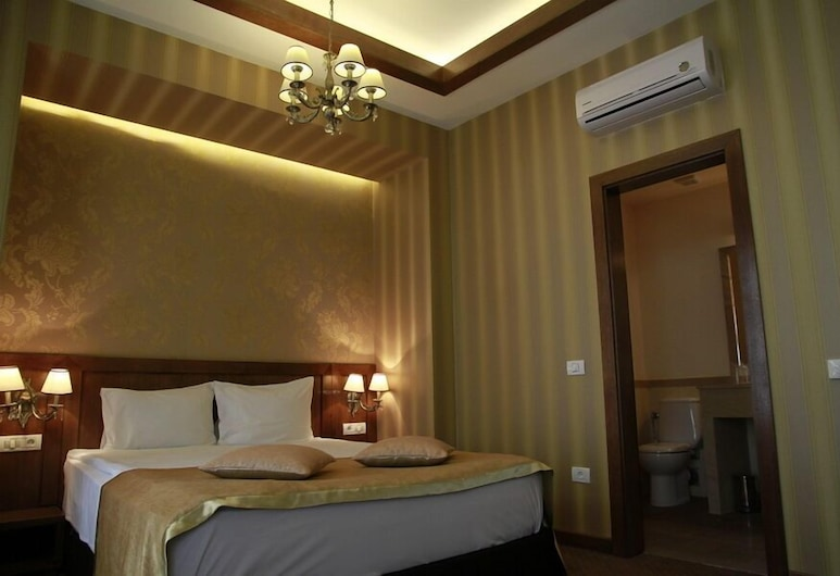 Hotel Gott, Brasov, Aspecto interior del hotel
