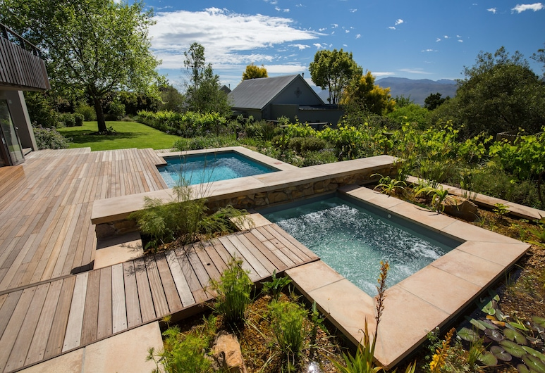 Angala Boutique Hotel, Franschhoek, Natural Pool