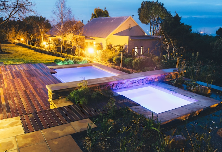 Angala Boutique Hotel, Franschhoek, Outdoor Pool