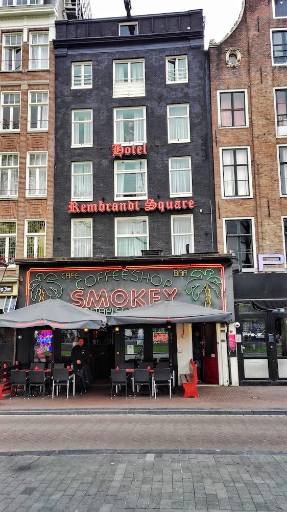 レンブラント スクエア ホテル, Amsterdam