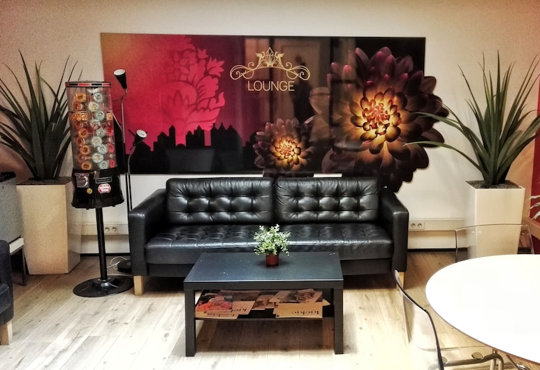 Rembrandt Square Hotel, Amsterdam, Lobby-Lounge