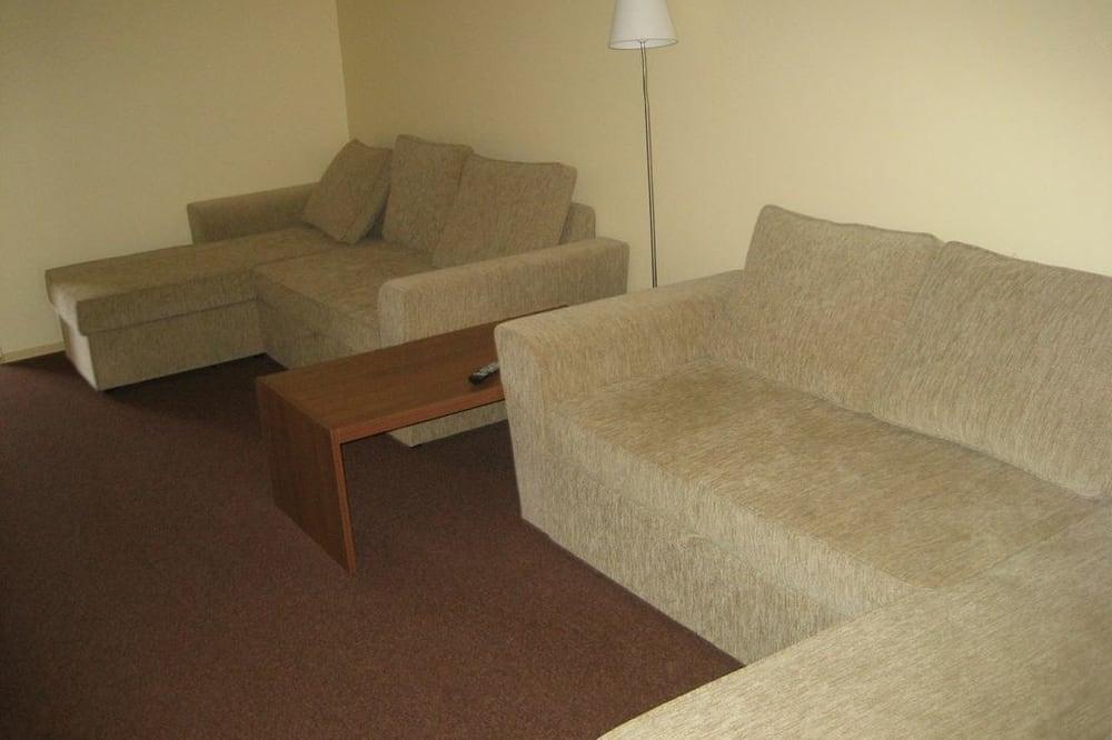 Phòng Suite - Phòng khách