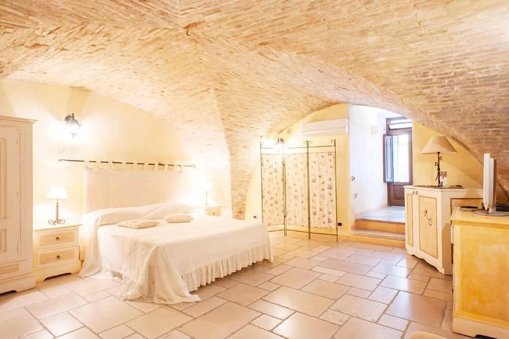 Чотиримісний номер із покращеним обслуговуванням - Ванна кімната