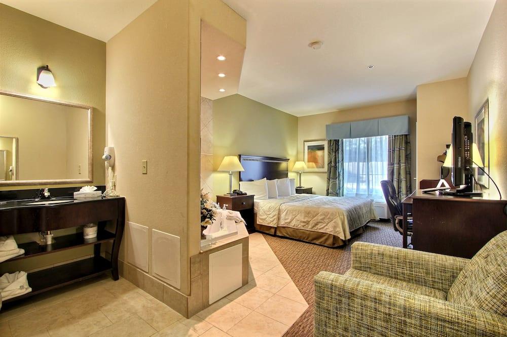 Standard Oda, 1 En Büyük (King) Boy Yatak, Sigara İçilmez, Jakuzi - Öne Çıkan Resim