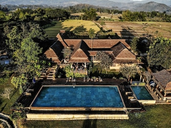 Pai bölgesindeki Phu Pai Art Resort resmi