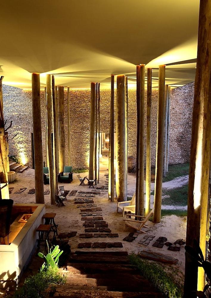 Kenoa Exclusive Beach SPA & Resort, Barra de Sao Miguel, Overnattingsstedets eiendom
