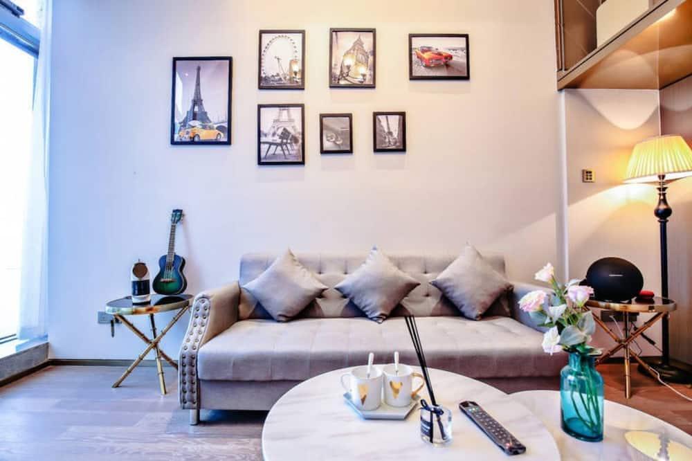 Loft - Sala de estar