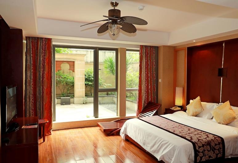 Nan He Xi Yue Hotel, Chengdu, Deluxe Suite, Guest Room