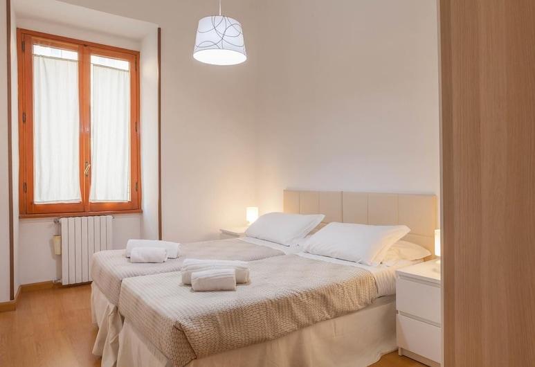 Zia Apartment - Near Vatican Museums, Rom, Lejlighed - 2 soveværelser, Værelse