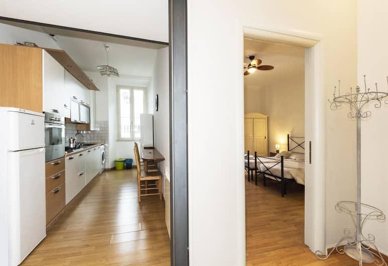 Monti Old Rome Apartment, Roma, Apartemen, 2 kamar tidur, Dapur pribadi