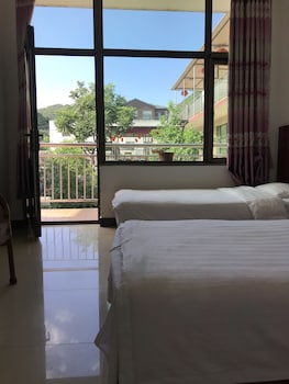 Enter your dates to get the Huairou hotel deal