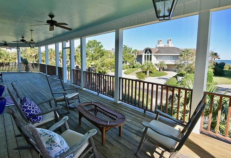 Sea Biscuit 7 Bedroom Home, Georgetown, Dom, niekoľko spální, Terasa