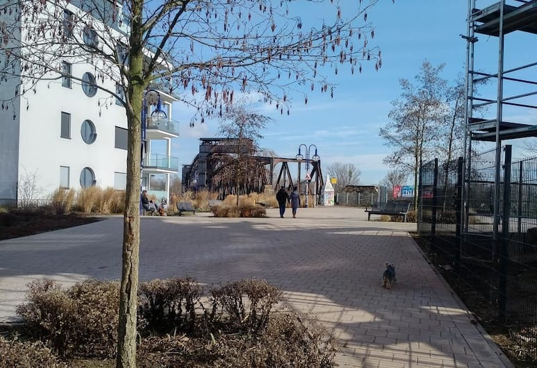 Privatunterkunft AARON, Magdeburg, Aerial View