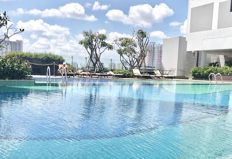 Saigon Apartment - RiverGate Residence, Ho Chi Minh-Stad