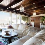 Casa, 4 camere da letto, piscina privata - Soggiorno