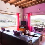 Casa, 2 camere da letto, piscina privata - Soggiorno