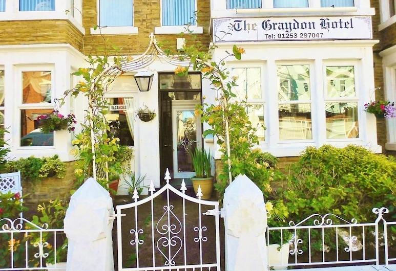 Graydon Hotel, Blackpool, Hotel Entrance