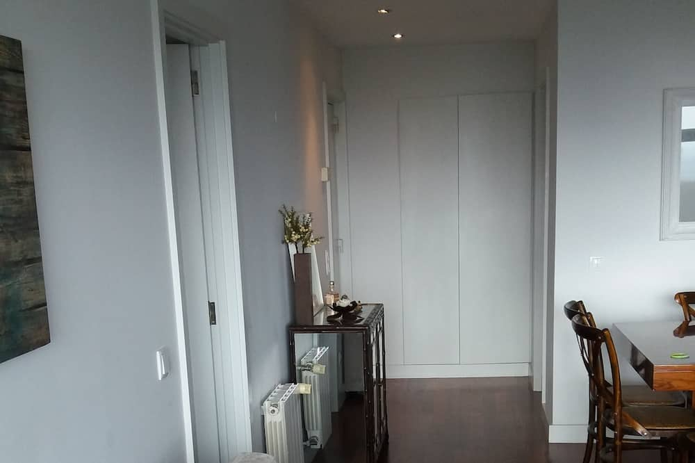公寓, 1 張標準雙人床, 非吸煙房 - 客廳