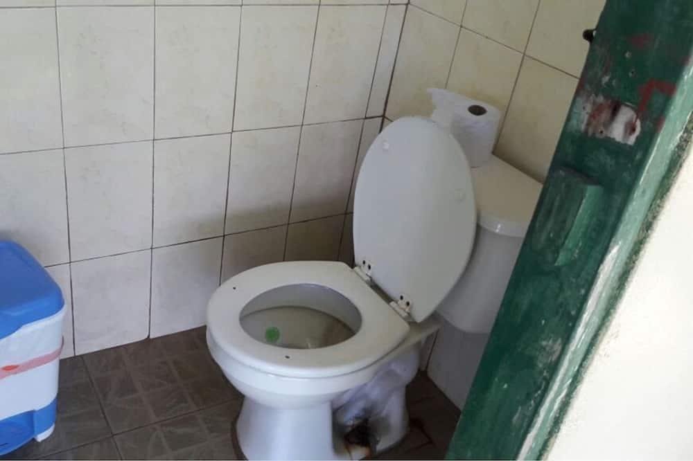 Economy Kulübe, 1 Çift Kişilik Yatak, Ortak Banyo - Banyo