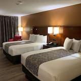 Standardní pokoj, 2 dvojlůžka, nekuřácký, lednička a mikrovlnná trouba - Pokoj