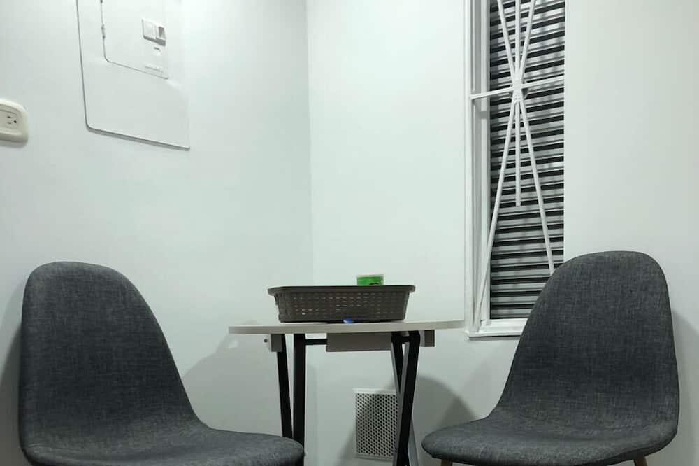 Studiosvit Comfort - 1 dubbelsäng - icke-rökare - Vardagsrum