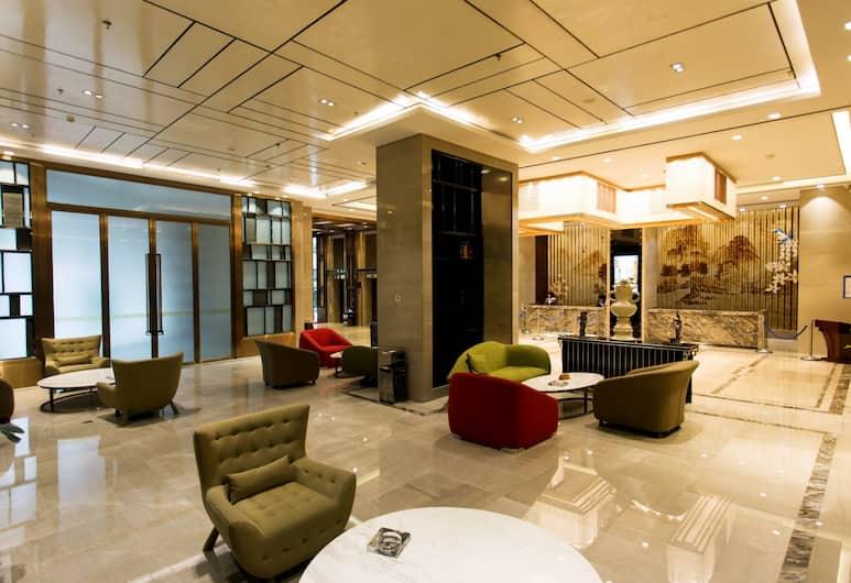 Guangzhou Daxin International Hotel, Guangzhou, Predvorje