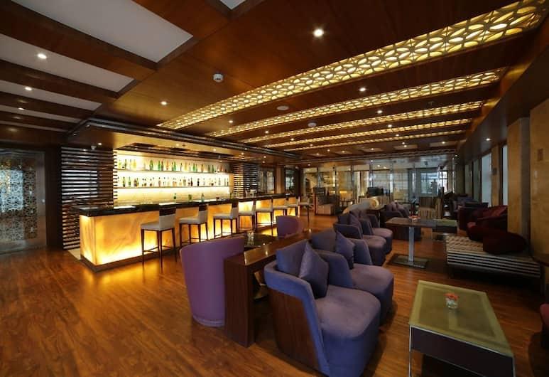 The P L Palace Agra, Agra, Hotelski bar