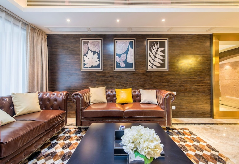 Enjoy Stay HUISHENGTANG Apartment, Chengdu, Lobby Sitting Area