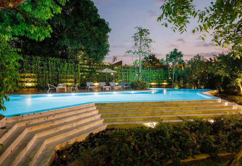 Parc Borough City Resort, Chiang Mai, Esterni